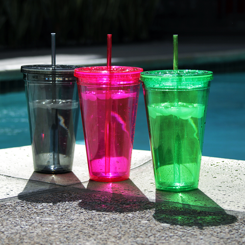 16 oz Acrylic Spirit Tumblers *Stocked in the USA*