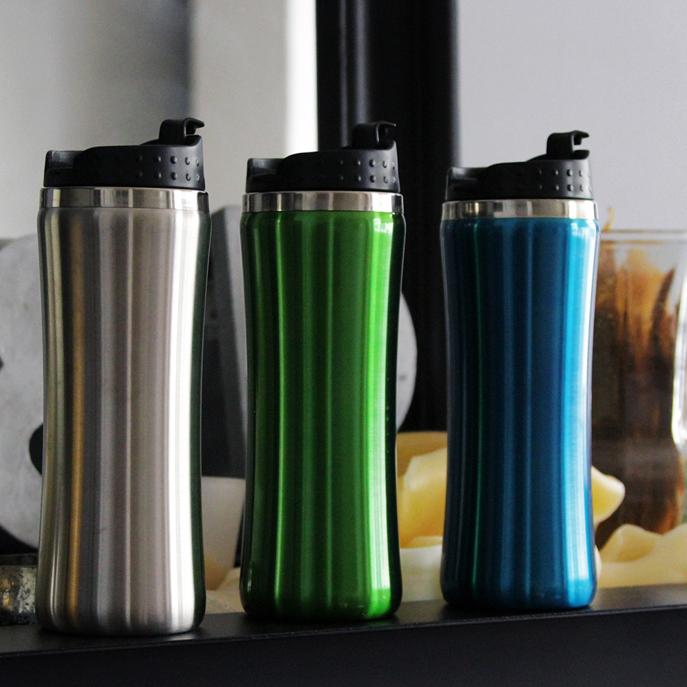 14 oz Stainless Steel Laguna Tumblers *Stocked in the USA*