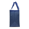 Reusable Istanbul Pattern Prints Reinforced Bags - Set of 4