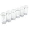 11 oz Double Wall Acrylic Soda Can (BPA Free) - 6 pack