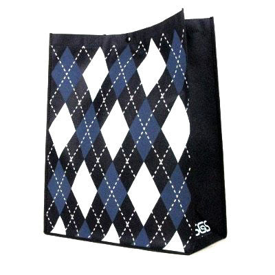 Reusable Argyle Grocery Totes - Misc 42 Pack Misprint