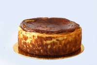 BASQUE BURNT CHEESECAKE