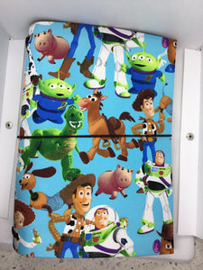 Handmade Notebook  - Toy Story A5 TNN007