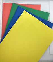 Load image into Gallery viewer, Accessories -Notebook Inserts-Lined - Plain Colours - 100gsm  (NB001)