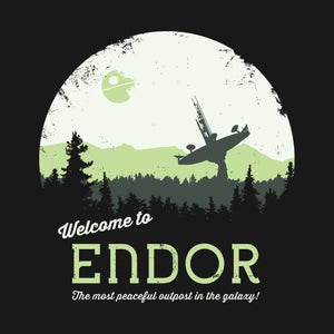 Welcome To Endor