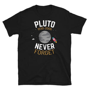 Never Forget Pluto