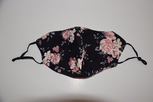 Floral Cotton Face Mask (available in 3 variations)