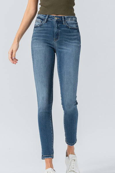 FLYING MONKEY Light Wash Skinny Jean