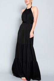 Noir Cross Back Maxi
