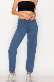 Denim Blue Classic Nati Cozy Set