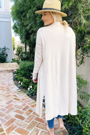 Long Everyday Cardigan