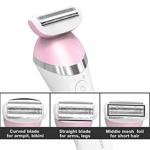 2 in 1 Electric Callus Remover & Shaver - BCM-1141