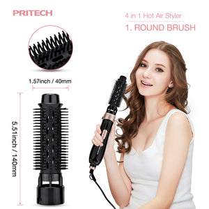 Hot Brushes for Hair Styling, Light Weight Hairdryers for Women