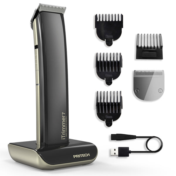 Electric Hair Trimmer with USB Recharge