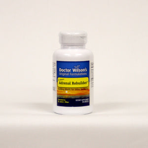 Adrenal Rebuilder - Helps With Adrenal Fatigue & Adrenal Exhaustion