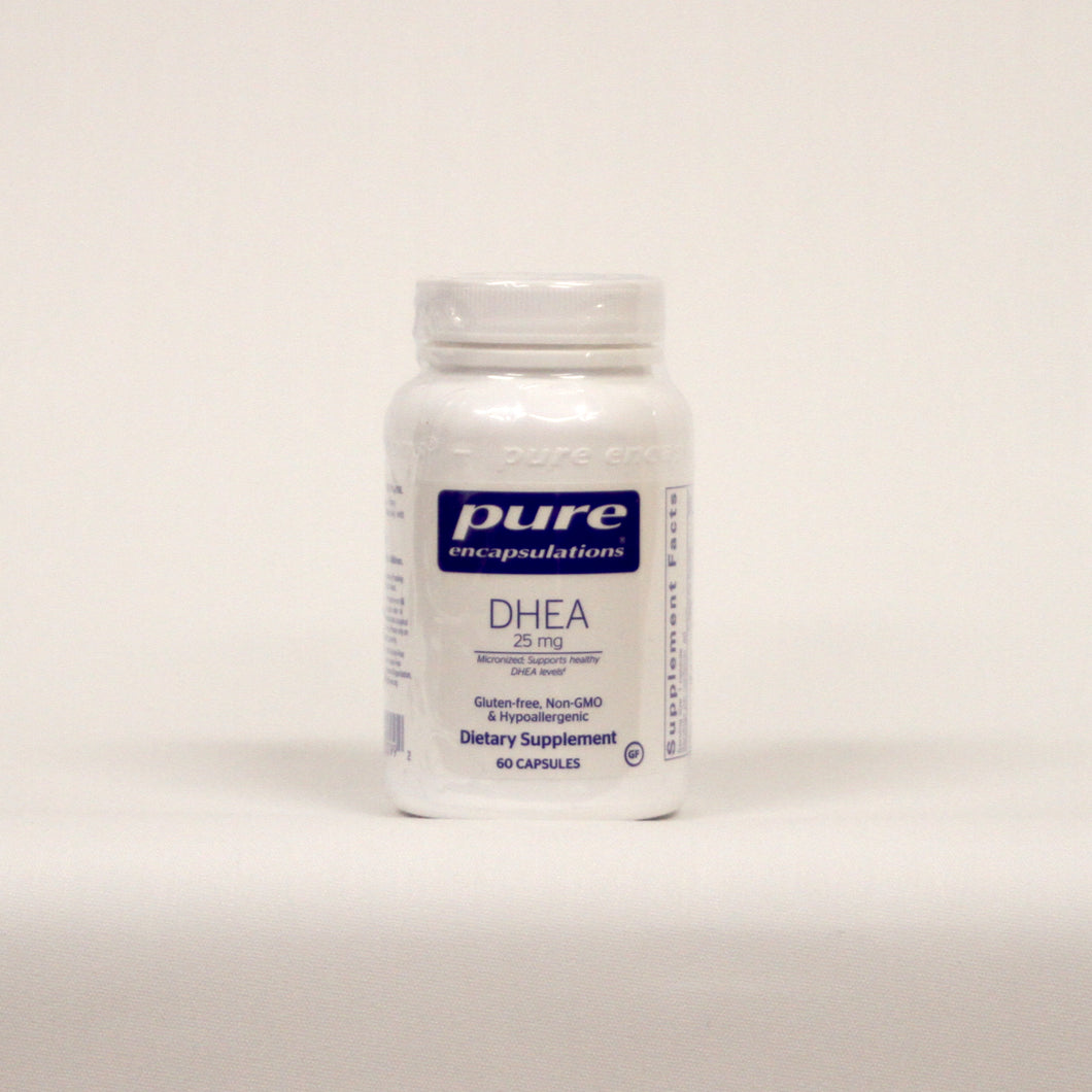 DHEA 25mg - Supports Immune Function