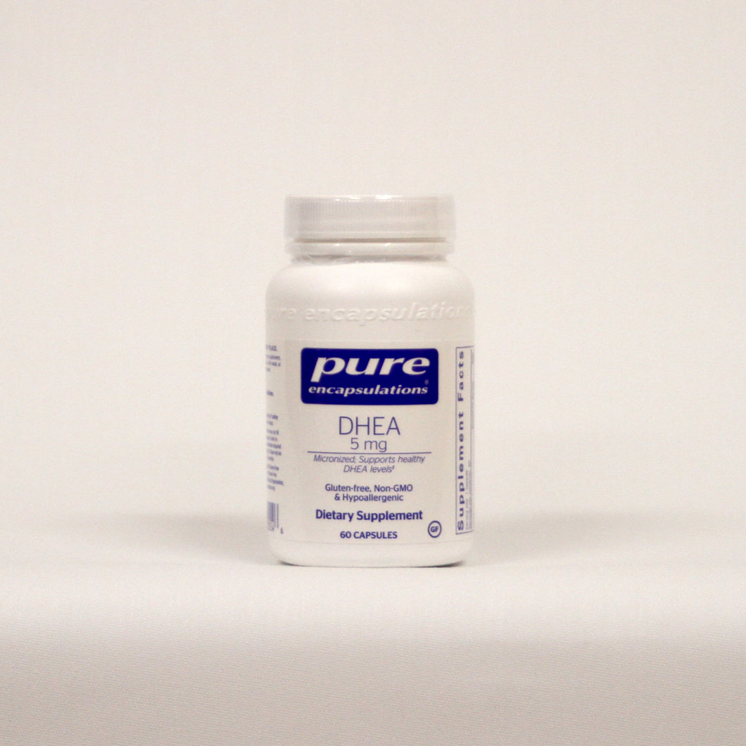DHEA 5mg - Supports Immune Function