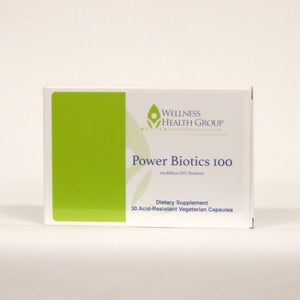 POWER BIOTICS 100 - Promotes Gut Health & Digestion