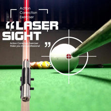 Load image into Gallery viewer, Snooker Cue Laser Sight