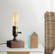 Load image into Gallery viewer, Water pipe table lamp
