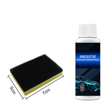 Load image into Gallery viewer, Automotive Headlight scratch remove fluid