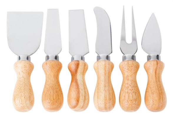 Cheesy Knife Set