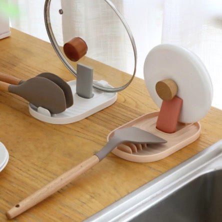 Lid & Spoon Rack