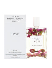 Load image into Gallery viewer, Rose Bath & Body Oil | Lucy B