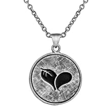 Load image into Gallery viewer, Coin Pendant Necklace | Live Love Spa
