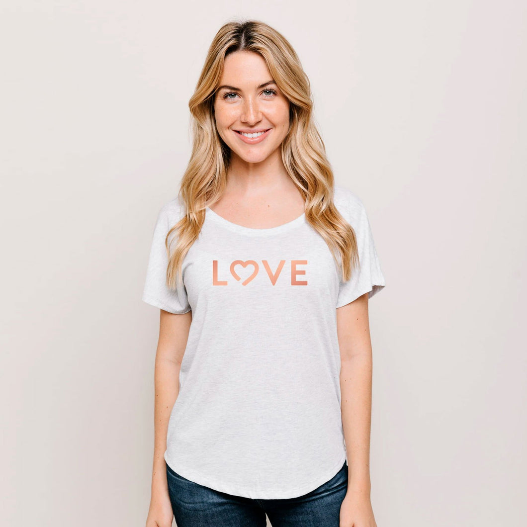 Love Women's T-Shirt | Lucky Owl