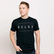 Load image into Gallery viewer, Limited Edition Promotion - Relax crew neck tee - unisex style | Live Love Spa