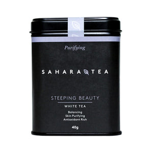 Steeping Beauty Wellness Tea 40 grams | Sahara Tea