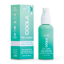 Load image into Gallery viewer, Scalp & Hair Mist Organic Sunscreen SPF 30 | COOLA