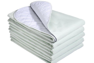 Cotton Soft Surface Advantage Bed Pad -Reusable - DoveCart.com