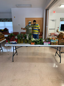 $25 Donation of produce for families in need due to COVID19