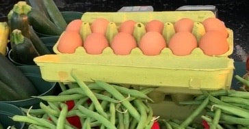 Farm Fresh Eggs