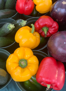 Bell Peppers - Red