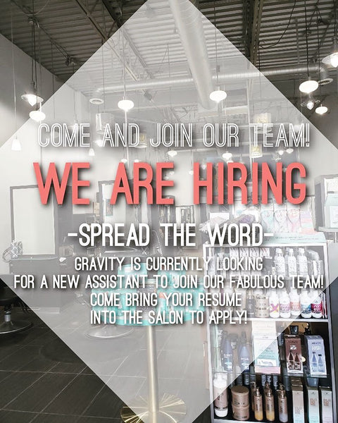 Come and join our team!