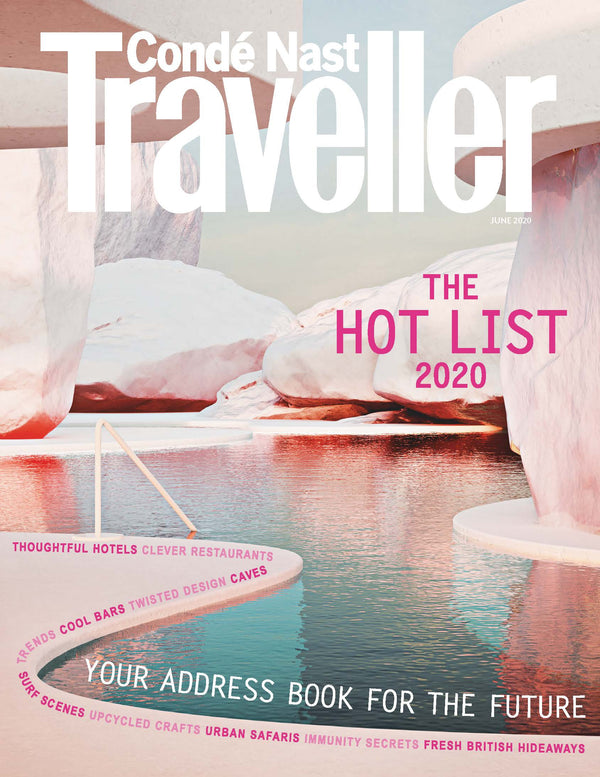 Condé Nast Traveller June 2020 The Luxury Gift Guide