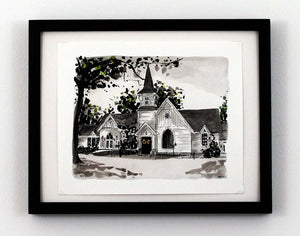 New Print Tuesday: Bon Air Christian Church