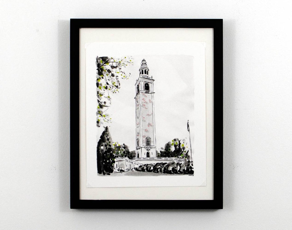 New Print Tuesday: Carillon at Byrd Park!