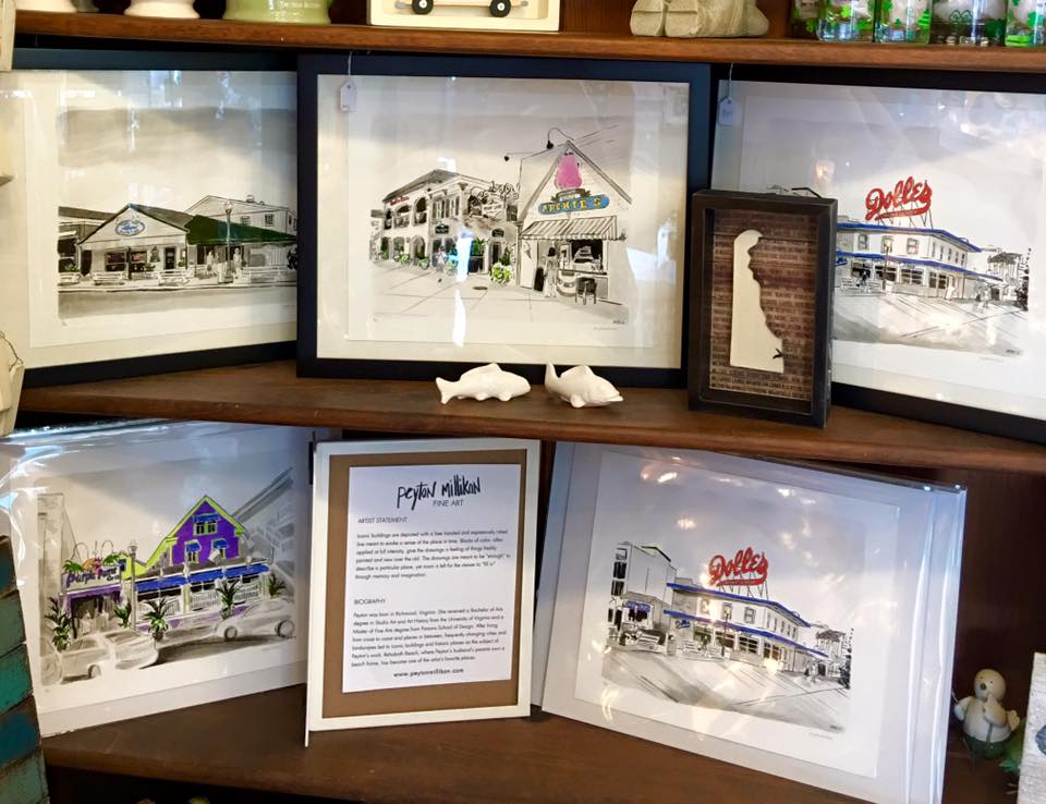 Art available in Rehoboth Beach De!