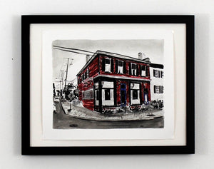 New Print Friday: The Roosevelt - Church Hill, Richmond Va