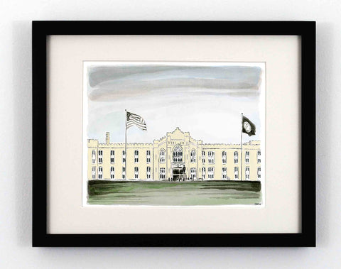 The Barracks, Virginia Military Institute (VMI)
