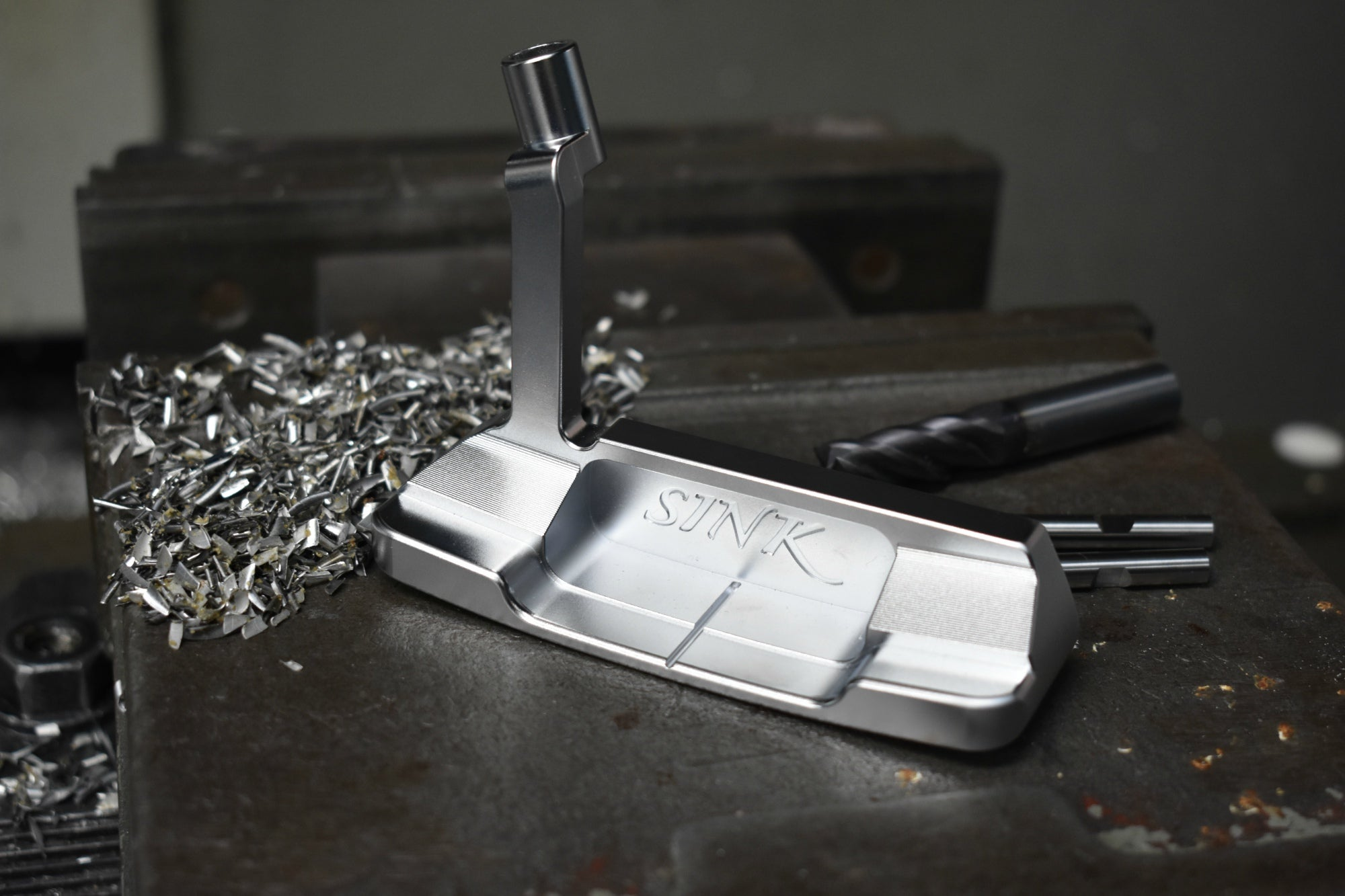 303 stainless steel fat blade - SINK GOLF