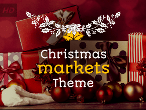 Christmas markets Theme