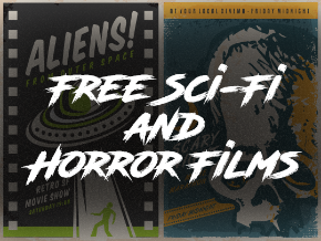 Free Sci-Fi and Horror Films