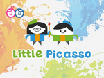 Little Picasso by HappyKids.tv