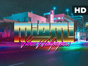 Miami Vibes HD Wallpapers
