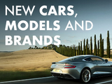 New Cars, Models and Brands